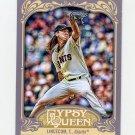 2012 Topps Gypsy Queen Baseball #240A Tim Lincecum - San Francisco Giants