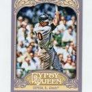 2012 Topps Gypsy Queen Baseball #235 Orlando Cepeda - San Francisco Giants