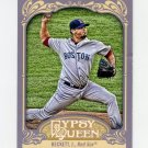 2012 Topps Gypsy Queen Baseball #174 Josh Beckett - Boston Red Sox