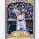 2012 Topps Gypsy Queen Baseball #172 Cameron Maybin - San Diego Padres