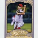 2012 Topps Gypsy Queen Baseball #141A Roy Oswalt - Philadelphia Phillies