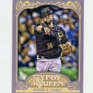 2012 Topps Gypsy Queen Baseball #122 Casey McGehee - Pittsburgh Pirates