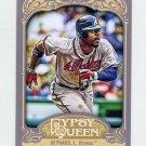 2012 Topps Gypsy Queen Baseball #098 Jason Heyward - Atlanta Braves