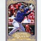 2012 Topps Gypsy Queen Baseball #095 Dexter Fowler - Colorado Rockies