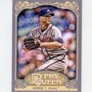 2012 Topps Gypsy Queen Baseball #091 Tim Hudson - Atlanta Braves