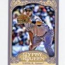 2012 Topps Gypsy Queen Baseball #090 Mark Teixeira - New York Yankees