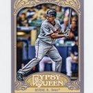 2012 Topps Gypsy Queen Baseball #073 Ben Revere - Minnesota Twins