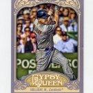 2012 Topps Gypsy Queen Baseball #055 Matt Holliday - St. Louis Cardinals