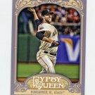 2012 Topps Gypsy Queen Baseball #045 Madison Bumgarner - San Francisco Giants