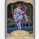 2012 Topps Gypsy Queen Baseball #030 Cole Hamels - Philadelphia Phillies