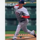 2008 Upper Deck Baseball #223 Julian Tavarez - Boston Red Sox
