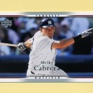 2007 Upper Deck Baseball #170 Melky Cabrera - New York Yankees