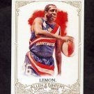 2012 Topps Allen and Ginter Baseball #113 Meadowlark Lemon - Harlem Globetrotters