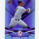 2009 Upper Deck Spectrum Baseball #065 Derek Jeter - New York Yankees