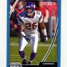 2007 Topps Total Football Blue #057 Antoine Winfield - Minnesota Vikings