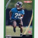 2007 Topps Total Football #541 Reggie Nelson RC - Jacksonville Jaguars