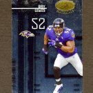 2005 Leaf Certified Materials Football #011 Ray Lewis - Baltimore Ravens