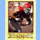 2004 Fleer Sweet Sigs Football #008 Tony Gonzalez - Kansas City Chiefs