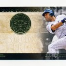 2012 Topps Gold Standard Baseball #GS20 Derek Jeter - New York Yankees