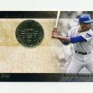 2012 Topps Gold Standard Baseball #GS08 Ernie Banks - Chicago Cubs