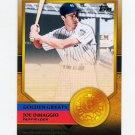 2012 Topps Golden Greats Baseball #GG25 Joe DiMaggio - New York Yankees