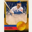 2012 Topps Golden Greats Baseball #GG05 Lou Gehrig - New York Yankees