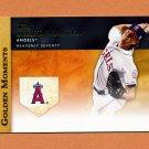 2012 Topps Golden Moments Baseball #GM17 Jered Weaver - Los Angeles Angels