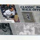 2012 Topps Classic Walk-Offs Baseball #CW13 Scott Podsednik - Chicago White Sox