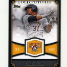 2012 Topps Gold Futures Baseball #GF19 Jose Tabata - Pittsburgh Pirates