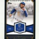 2012 Topps Gold Futures Baseball #GF05 Eric Hosmer - Kansas City Royals