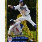 2012 Topps Gold Sparkle Baseball #270 Starlin Castro - Chicago Cubs