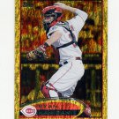 2012 Topps Gold Sparkle Baseball #226 Ryan Hanigan - Cincinnati Reds
