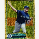 2012 Topps Gold Sparkle Baseball #168 Blake Beavan - Seattle Mariners