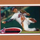 2012 Topps Baseball #130 Asdrubal Cabrera - Cleveland Indians