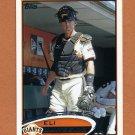 2012 Topps Baseball #127 Eli Whiteside - San Francisco Giants