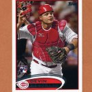2012 Topps Baseball #041 Devin Mesoraco RC - Cincinnati Reds