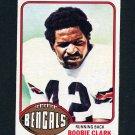 1976 Topps Football #109 Boobie Clark - Cincinnati Bengals NM-M