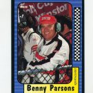 1991 Maxx Racing #231 Benny Parsons