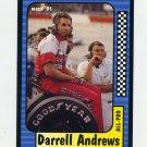 1991 Maxx Racing #207 Darrell Andrews RC