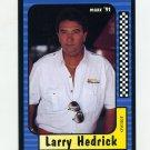1991 Maxx Racing #202 Larry Hedrick RC