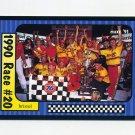1991 Maxx Racing #190 Ernie Irvan YR
