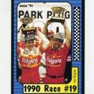 1991 Maxx Racing #189 Mark Martin YR