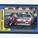 1991 Maxx Racing #145 Alan Kulwicki in Pits MM
