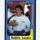 1991 Maxx Racing #131 Robbie Loomis RC