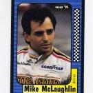 1991 Maxx Racing #130 Mike McLaughlin RC