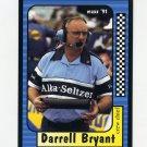 1991 Maxx Racing #129 Darrell Bryant