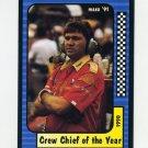 1991 Maxx Racing #126 Robin Pemberton
