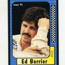 1991 Maxx Racing #119 Ed Berrier