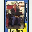 1991 Maxx Racing #046 Walter Bud Moore