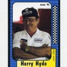 1991 Maxx Racing #038 Harry Hyde